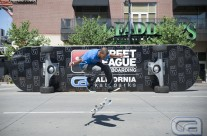 Skateboard Rolls Into Kansas City for Street League Skatebaording